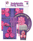 Bachelorette happy dicky party set - 8 pc