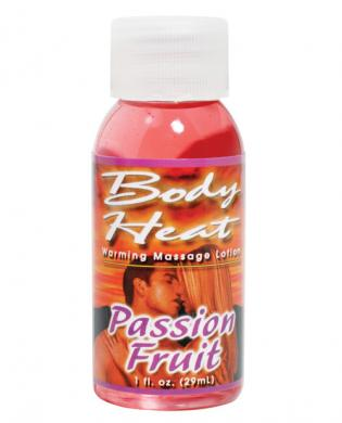 Body heat  - 1 oz passion fruit
