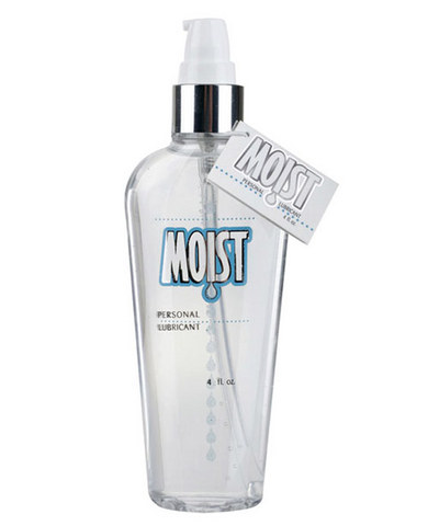 Moist lube 4 oz Sex Toy Product