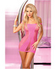 Pink lipstick seamless hot dress pink o/s