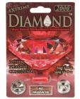 Extreme Diamond Premium 2000 - 1 Capsule Pack Sex Toy Product
