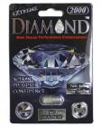 Extreme Diamond Platinum 2000 1 Capsule Pack Sex Toy Product