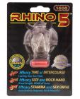 Rhino 5 libido enhancer