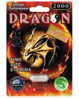 Dragon 2000 Male Enhancement 1 Capsule Pack Sex Toy Product