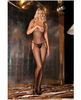 Rene rofe sexy and sensual bodystocking black o/s