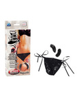 10 function little black panty - panty