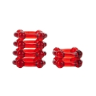 Colt enhancer rings - red Sex Toy Product