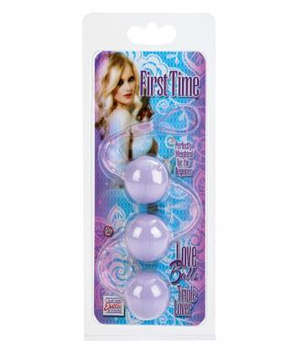 Love Balls Triple Lovers - Purple