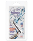 Crystal high intensity bullet - silver Sex Toy Product