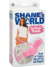 Shane&#039;s world college tease - pink