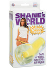 Shane's world college tease - yellow