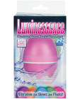 Luminescence floating mood light massager - pink