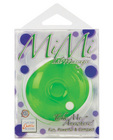 Mini lil massager dot - kiwi