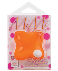 Mini lil massager sunburst -  orange
