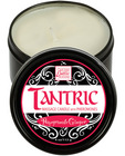 Tantric soy candle w/pheromones - pomegranate ginger Sex Toy Product