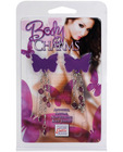 Body charms butterfly - purple