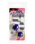 Mini nipple suckers - purple