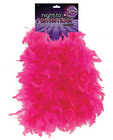 Night to remember 72in feather boa - pink by sassi girl Sex Toy Product