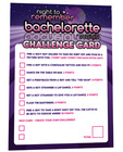 Night to remember bachelorette challenge cards by sassigirl Sex Toy Product