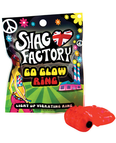 Shag factory love light ring