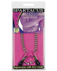 Adjustable tapered tip clamps - link chain