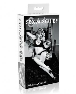 Sex & Mischief wild about s & m kit