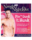 Naughty night out pin the junk on the hunk