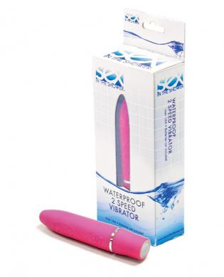 Sex in the shower waterproof vibrator - pink