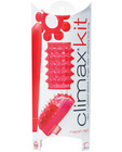 Climax couples kit - neon red