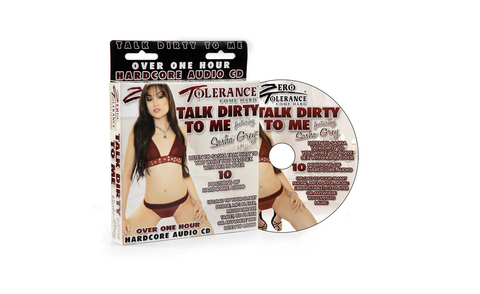 TALK DIRTY TO ME FEATURING SASHA GREY