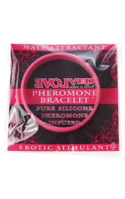 PHEROMONE BRACELET MALE ATTRACTANT