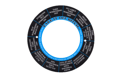 THE SINNER'S WHEEL