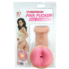 Adam & Eve Hand Pink Pucker Ass Stroker Masturbator Male Sex Toy