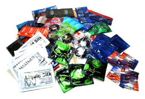 Condoms Variety Pack Condoms 50-Pack