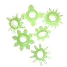 Tantrica Glow In The Dark Cock Rings 6 Total Rings