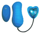 Loves Blue Wireless Remote Control Bullet Vibrator