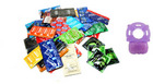 Condom Variety 36 Pack and Vibrating Cock Ring