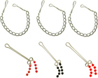 Cleopatra Nipple Chain and Clit Jewelry 6 Pieces