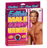 Edible Underwear Male Gummy Undies Strawberry