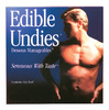 Edible Underwear Undies for Men - Cherry