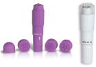 Doc Johnson Pocket Rocket and Velvet Purple Power Thruster Adult Sex Toy Kit