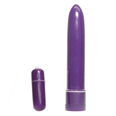 Doc Johnson Wireless Waterproof Phthalate Free 3-Speed Purple Vibrator Collection