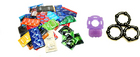 Condoms Variety 36 Pack and Vibrating Cock Ring