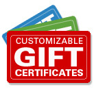 $25 Online Gift Certificate