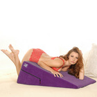 "Liberator 24"" Ramp in  Purple Microfiber"
