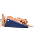 "Liberator 24"" Ramp (Short) in Blue Microfiber"