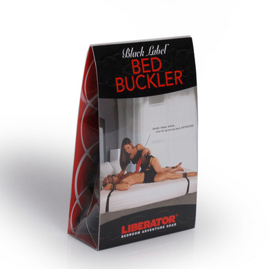Bed Buckler Black