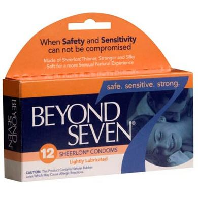 Beyond Seven 12 Pack Sex Toy Product