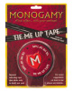 Monogamy Tie Me Up Tape - Red