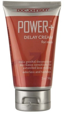 Power Plus Delay Cream